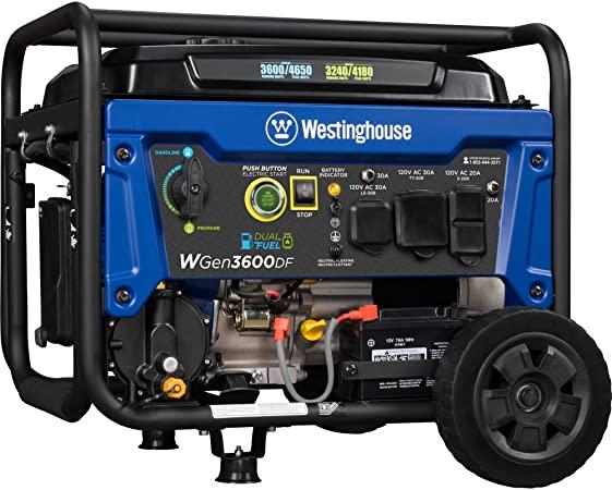 Westinghouse WGen3600DF