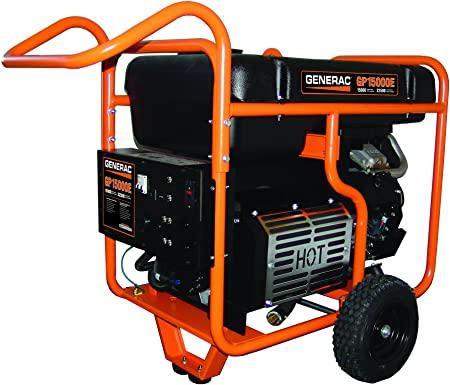 GENERAC 5734 GP15000E generator
