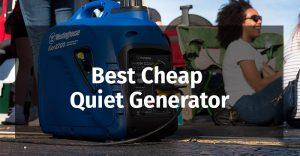Cheap generators2020