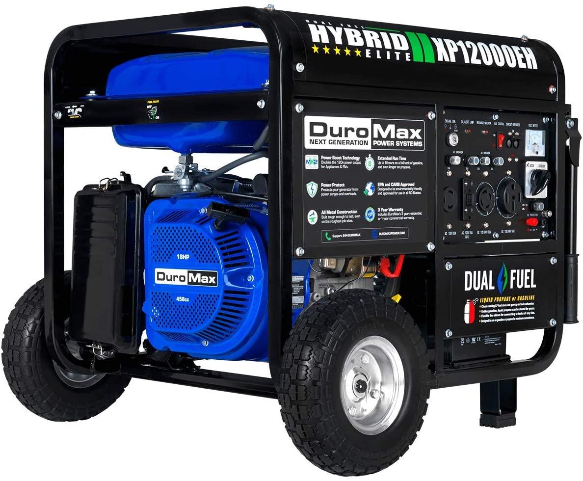 duromax generator